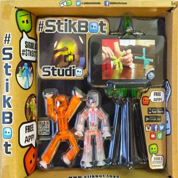 Stikbot Studio - Latest Trendz Novelty Gifts And Gadgets