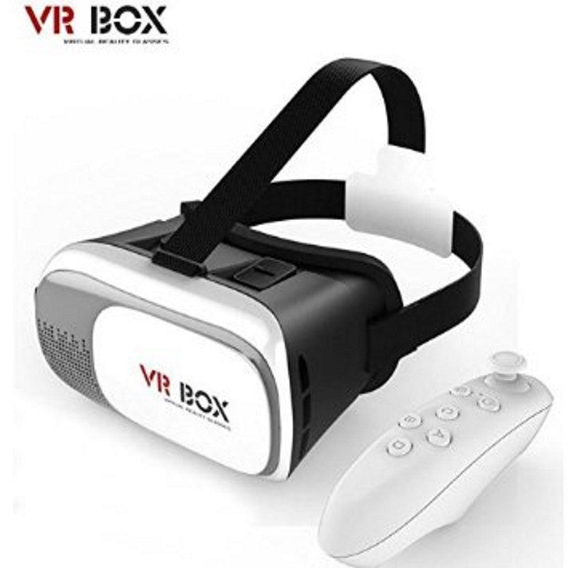 VR 3D Glasses 2.0 With remote controller - Latest Trendz Novelty Gifts And Gadgets