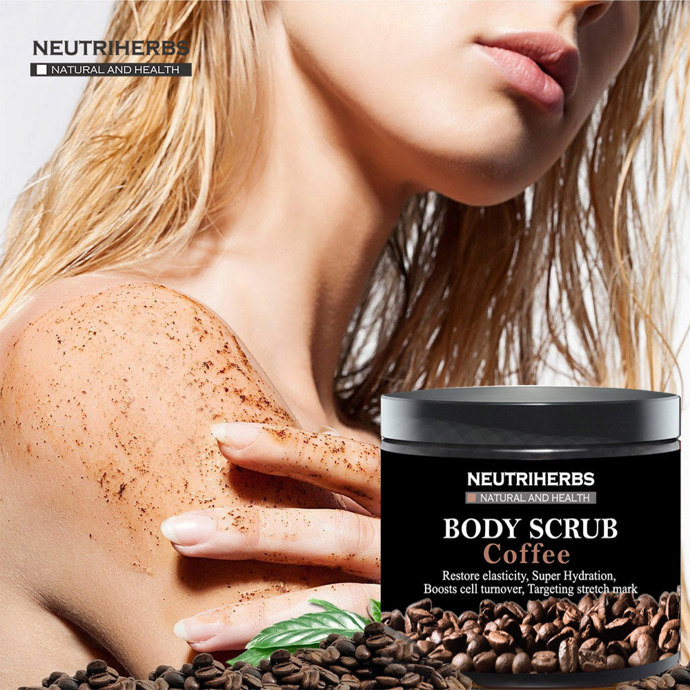 The AMAZING Neutriherbs Coffee Body Scrub! (Asia ONLY)