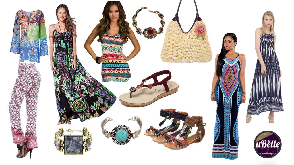 "How to Get the ""Boho Look"" in just a Few Steps"