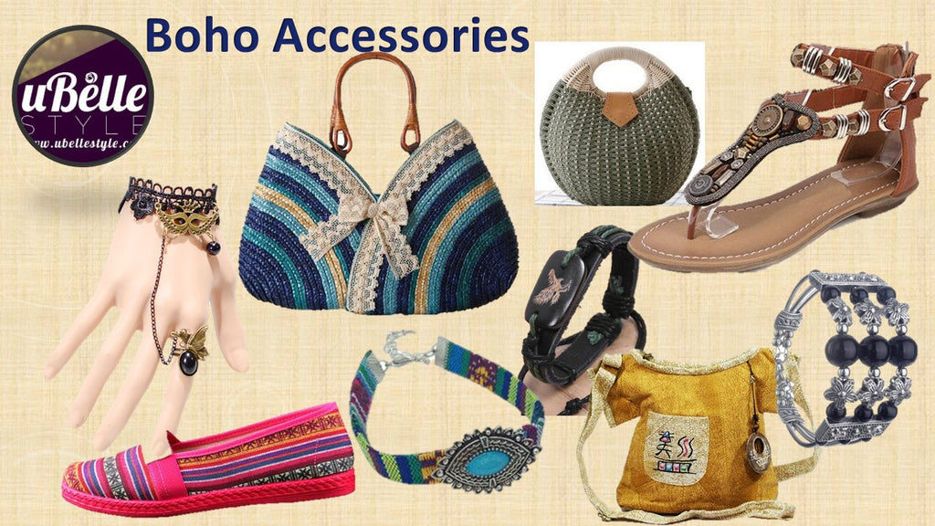 "So how do you accessorize the ""Boho"" way?"