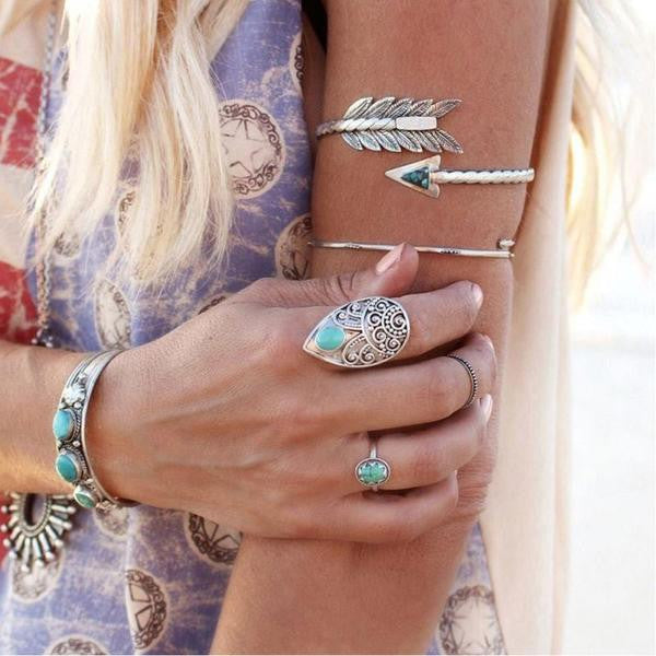 Top 5 Boho Chic (Arm) Bracelets from Ubellestyle
