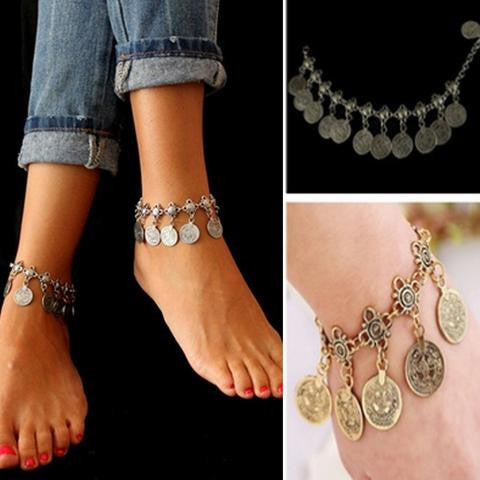 "Bracelets are ""A MUST"" for the Boho Chic look"