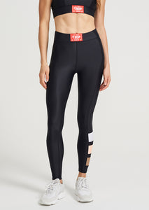 P.E NATION LEGGING CROSS LIMITS