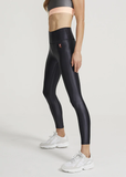 P.E NATION LEGGING ROUND UP - BLACK