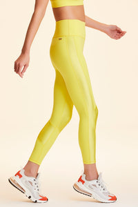 ALALA LEGGING PEAK TIGHT Blazing Yellow