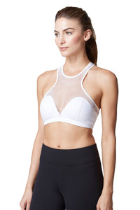 MICHI BRA BIONIC WHITE