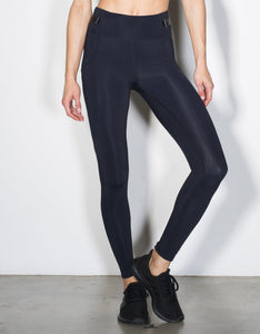 HEROINE LEGGING ONE47 PANTS [ BLACK ]