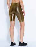HEROINE LEGGING MARVEL BIKER SHORT [ 24K ]
