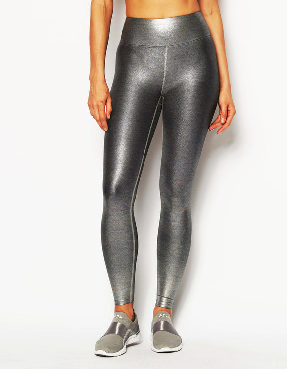 HEROINE LEGGING MARVEL [ BRUSHED PLATINUM ]