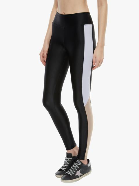 KORAL LEGGING SERENDIPITY HIGH RISE ENERGY - BLACK/SEREIN/TOUPE