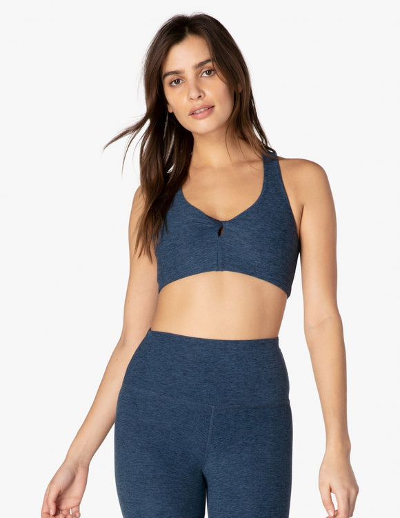 BEYOND YOGA Bra Weekend Traveler Lightweight - Navy