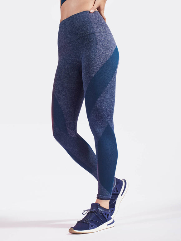 LNDR LEGGING LAUNCH - LIGHT BLUE MARL