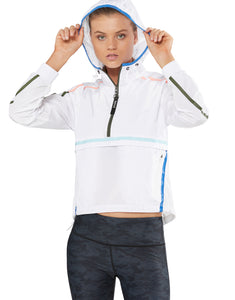 LILYBOD JACKET CHLOE - CLOUD WHITE