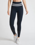 LILYBOD LEGGING PIPA 7X MIDNIGHT NAVY