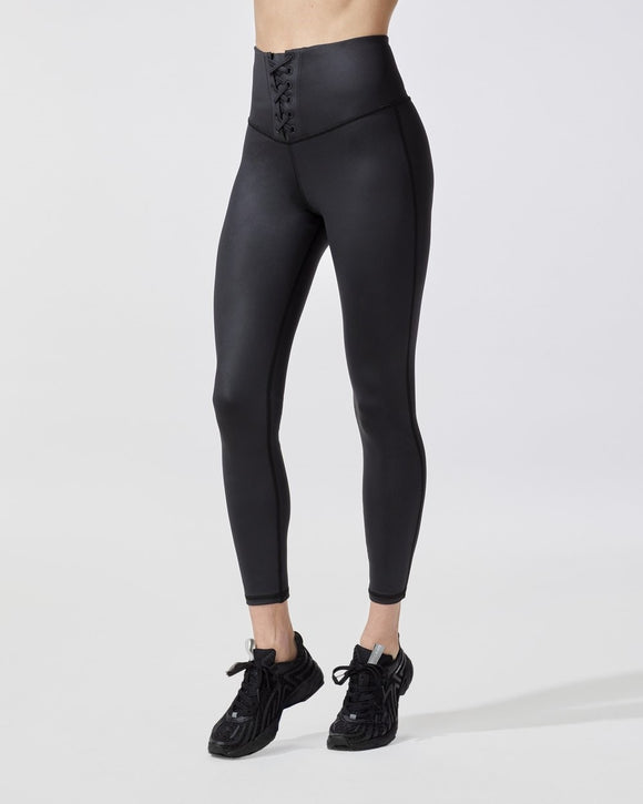 MICHI LEGGING REBEL GLOSS BLACK