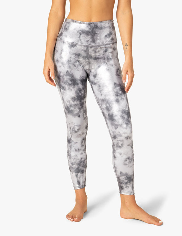 BEYOND YOGA LEGGING Tie Dye High Waisted Midi