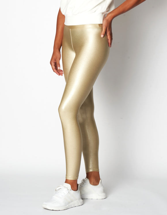 HEROINE LEGGING MARVEL [BRUSHED GOLD]