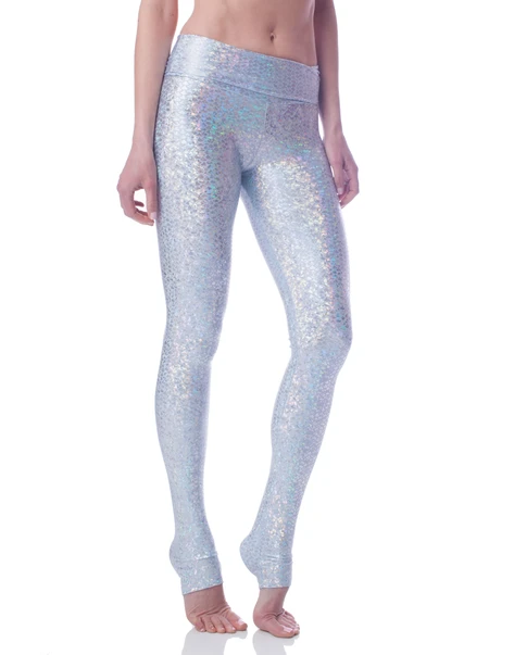 EMILY HSU LEGGING CRYSTAL MERMAID