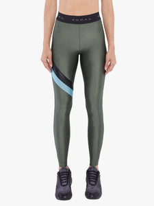 KORAL LEGGING Stage High Rise Limitless PlusCroco/Black/Jelo