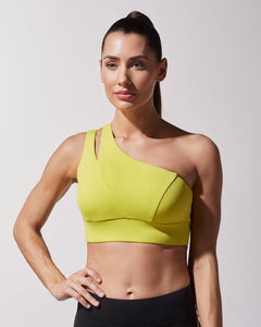 MICHI BRA TIGRESS ACID YELLOW