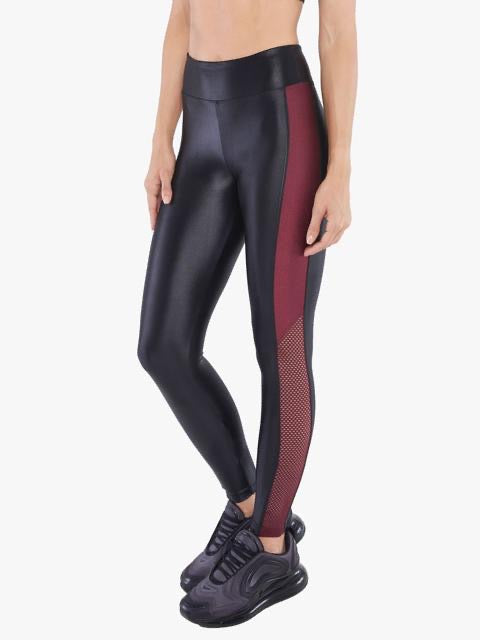 Koral Legging Serendipity Infinity High Rise blk/barolo