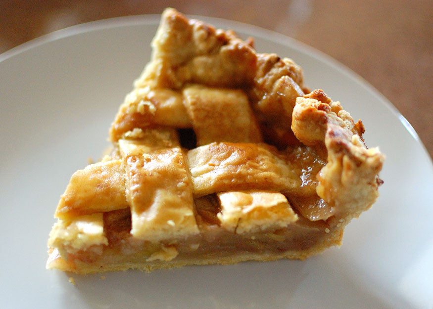 Perfect Apple Pie With A Helping Hand