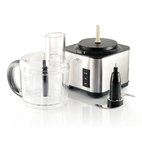 Powerful 10-Cup Food Processor Stainless Steel Blade