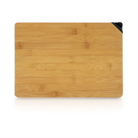 Bamboo Cutting Board with Knife Sharpener