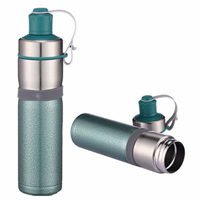 Double Layer 460ml Vacuum Thermos Stainless Steel