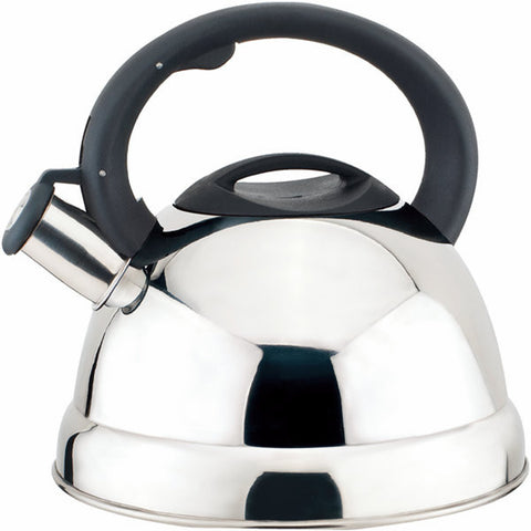 Stainless Steel 2.8L Whistling Kettle - Capsule Bottom