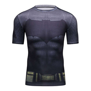 Alter Ego Batman Graphite Black Spandex