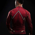 Reverse Flash Red Spandex - Heropantee