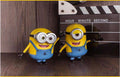 Despicable Me 2 Minion Stuart Laughing Action Figure - Heropantee