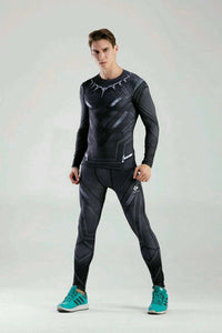 Black Panther Combat Suit