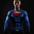 Superman Royal Blue Spandex - Heropantee