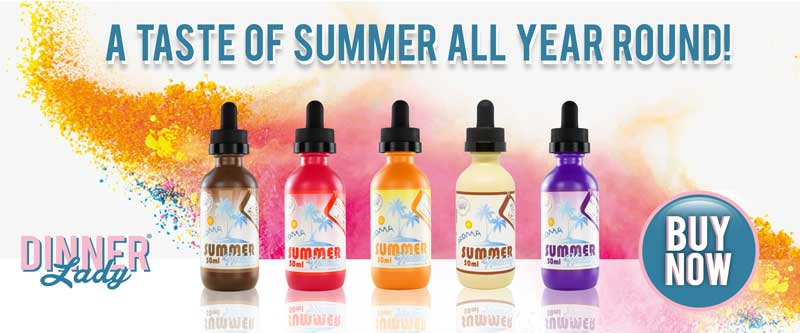Dinner Lady Summer Holiday E-liquid