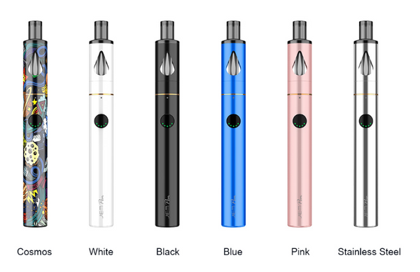 Jerm Pen Vape Kit colours