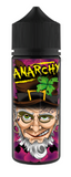 anarchy by lucky 13 e-liquid shortfill bottle picture
