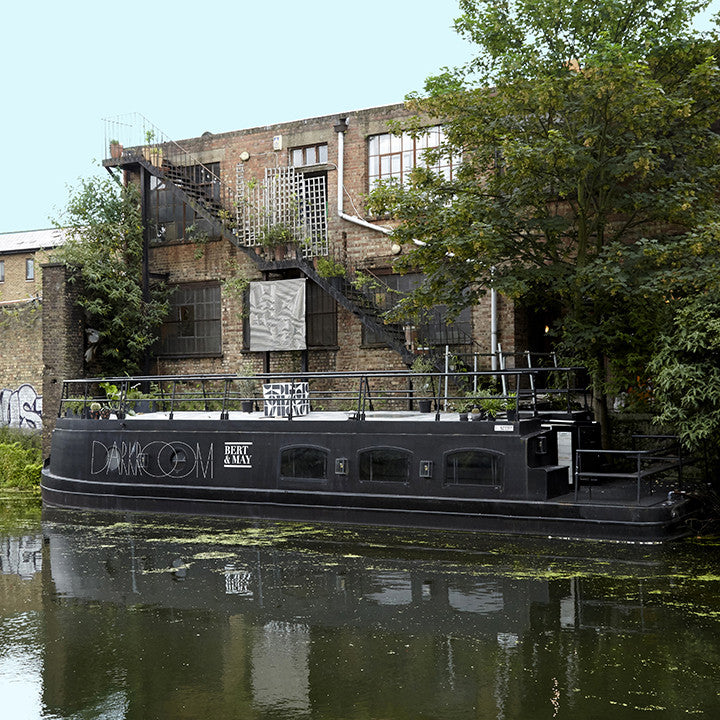 DARKROOM POPS UP ON THE REGENTS CANAL