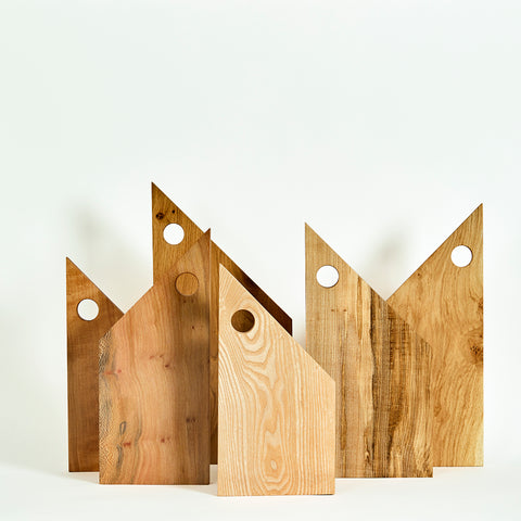 LONDON CHOPPING BOARD — Ash