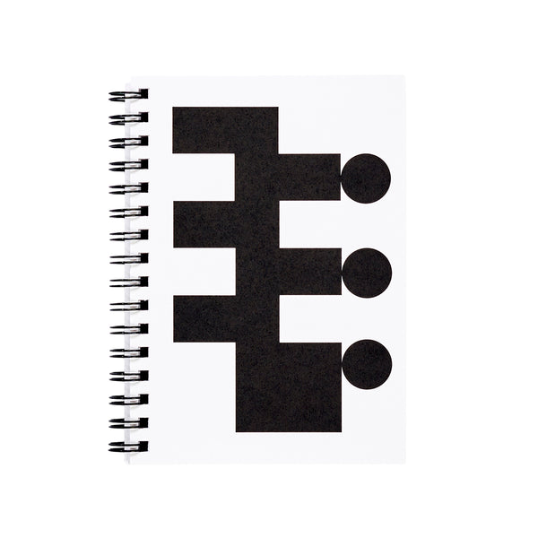Impossible Machines Notebook - Black