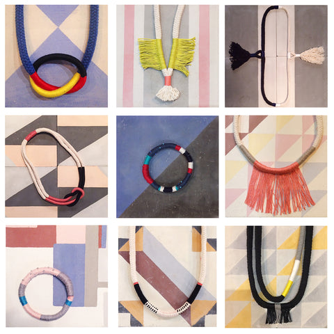 ROPE JEWELLERY WORKSHOP WITH ELEANOR BOLTON — 23rd July 6.30pm