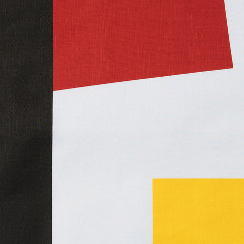 Stolen from De Stijl Tea Towel  — Red