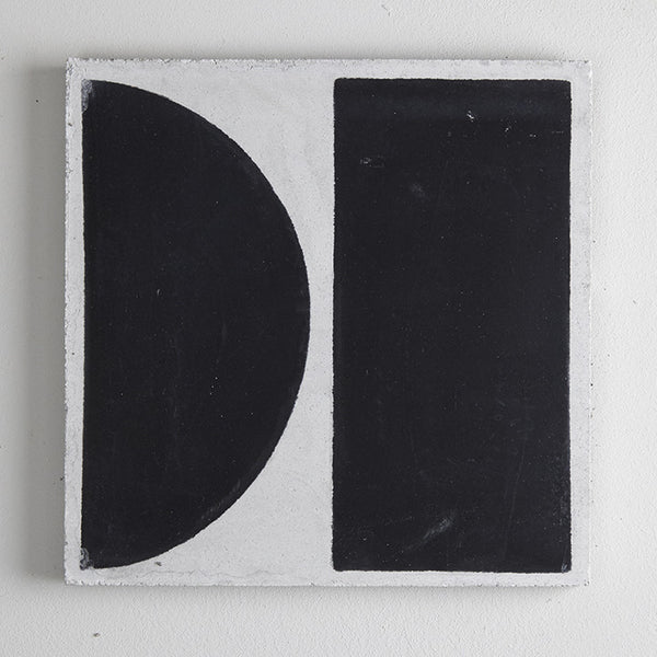 Split Shift Tile 2 Black
