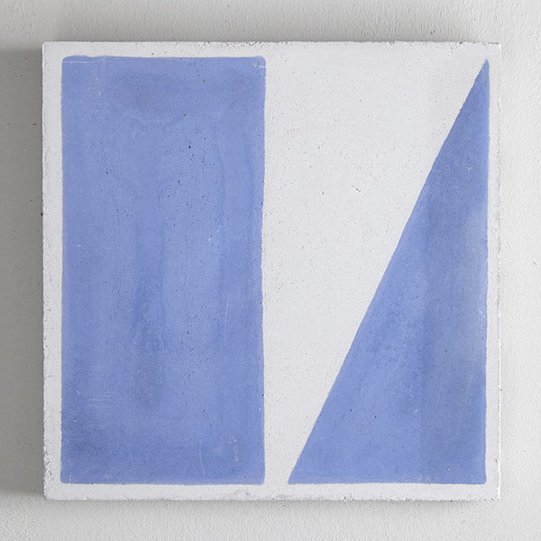 Split Shift Tile 1 Blue