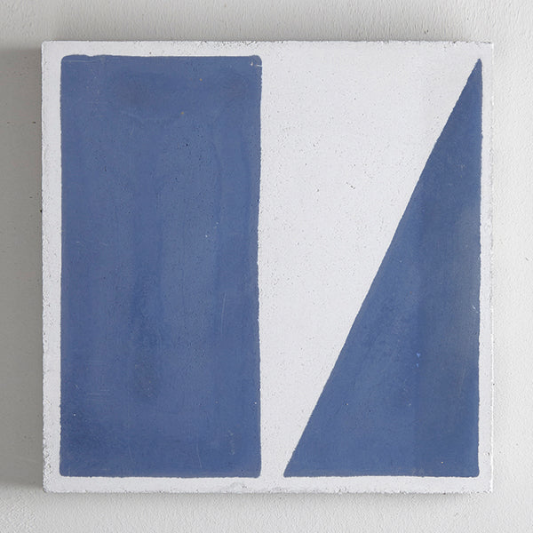Split Shift Tile 1 Navy