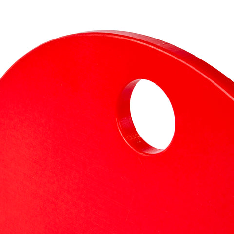 BAU Chopping Board - Red