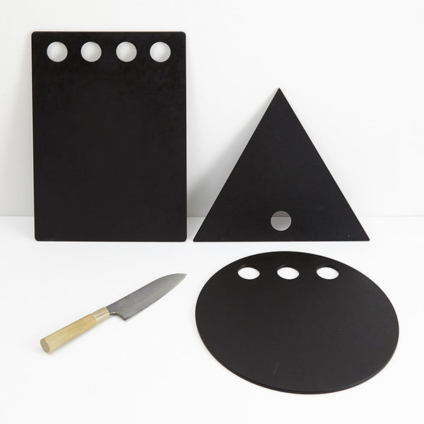 Slice Chopping Board Triangle
