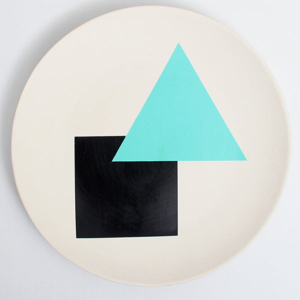 So Sottsass Plate - mint